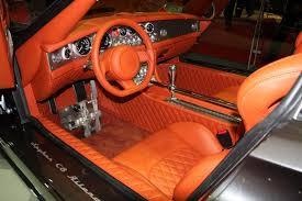 Spyker C8 Aileron Interior Rip Saab Qbn