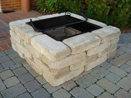 Firepit Brick New Bricks For Pit How To Build A Diy Pit The