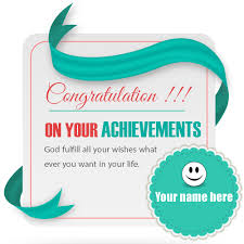 congratulations card write name on congratulations greeting card pix