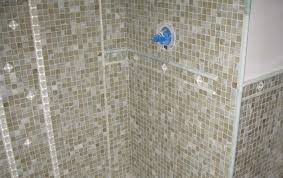 oceanside glass mosaic bathroom and shower youtube
