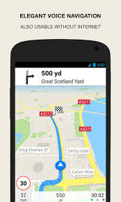 gps navigation apk gps navigation maps scout 7 0 2 apk android travel
