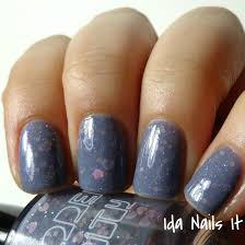 ida nails it model city polish things i love collection swatches