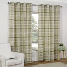 wilko curtains green check 167x183cm interior design pinterest wilko curtains green check 167x183cm