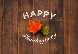 office hours wishing our members a happy thanksgiving