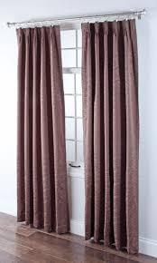 portland pinch pleat drapes u2013 espresso u2013 renaissance view all