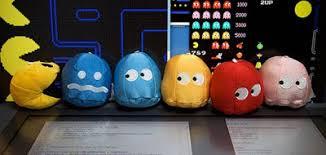doodle pacman 小精靈遊戲上世 30 週年