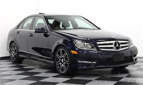 mercedes amg sports 2013 used mercedes c300 4matic amg sport package plus awd