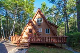 a frame homes 7 idyllic a frame homes you can buy for less than 300k curbed