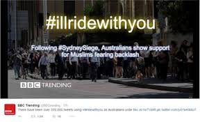 siege social but tragedy of sydney siege plays out on social media megaphone oz