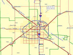 lubbock on map lubbock tx a landing a day