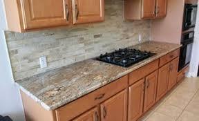 Limestone Kitchen Backsplash Installing Tile Backsplash Livegoody