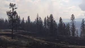 Wildfire Bc Area by B C Wildfire Aftermath Youtube