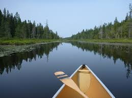 canoe tripping a the massassauga provincial park the kw