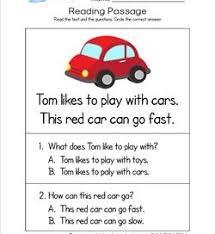 kindergarten reading passage kindergarten reading passages a wellspring of worksheets
