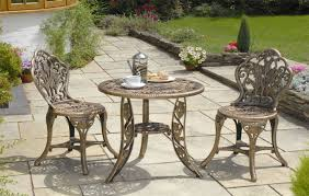 Outdoor Metal Tables And Chairs Chairs For Garden
