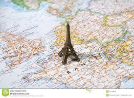 Paris World Map by Eiffel Tower Map Paris Stock Photos Images U0026 Pictures 721 Images