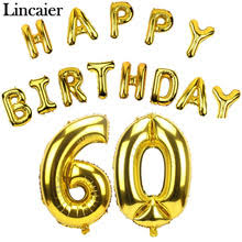 60 years birthday buy happy 60th birthday and get free shipping on aliexpress