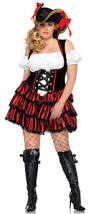 plus size pirate costumes u2013 festival collections