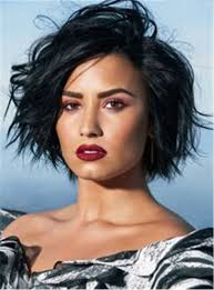 short cap like women s haircut demi lovato short pixie hairstyle straight human hairs lace front