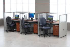 Office Table With Partition Furniture Brilliant Modular Office Furniture For Inspiring Office