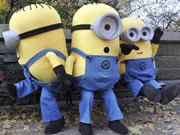 Despicable Minion Halloween Costume Searched Halloween Costumes Minions Miley Today