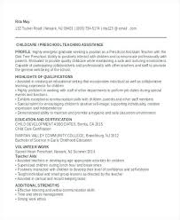 examples of teacher resumes efficiencyexperts us