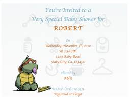 free baby shower invitation templates for word