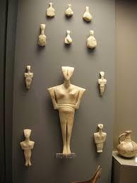 cycladic art wikipedia