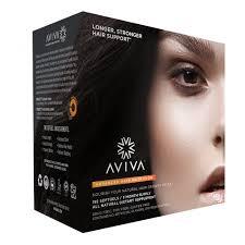advanced hair nutrition 3 month supply aviva hair