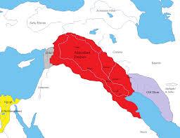 Babylonian Empire Map History Of A Nation The Akkadian Empire U2013 Izzy Stars
