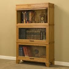 Woodworking Bookshelf Plans by Woodworking Project Paper Plan To Build Barrister Bookcase