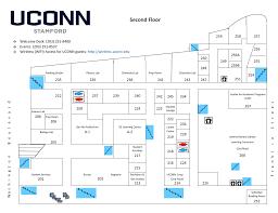 uconn stamford campus map diagram free printable images world maps