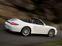 white porsche 911 2009 white porsche 911 carrera 4 cabriolet wallpapers