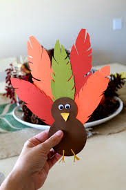 thanksgiving crafts for the entire family thanksgiving
