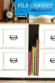metal filing cabinet makeover cheap filing cabinet ideas rumorlounge club