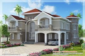 Luxury House Designs And Floor Plans 51 Best Elevation Images On Pinterest Kerala Home Design And