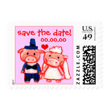 Save The Date Stamp Funny Save The Date Stamps