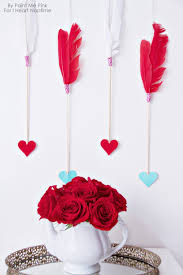 heart decorations home valentine u0027s day arrows wall hanging wall hangings arrow and