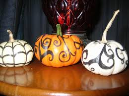 ideas for pumpkin carving decorating ideas killer accessories for kid halloween decoration