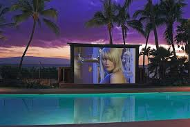Backyard Outdoor Theater How To Create An Entertaining Outdoor Movie Night