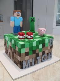 minecraft birthday cake ideas minecraft birthday cake ideas 25 unique minecraft cakes