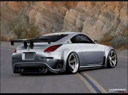 nissan tuner cars tuning nissan 350z cartuning best car tuning photos from all