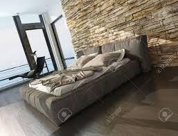 chambre avec mur en chambre avec mur en mur de beige gros plan du0027un