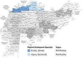 Ft Campbell Map Tva Kentucky Region