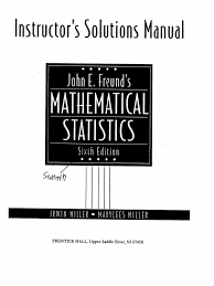 mathematical statistics with applications solution manual chapter 1