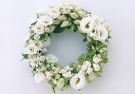 wedding wreath wedding wreath ideas cameo bridal kilkenny cameo bridal