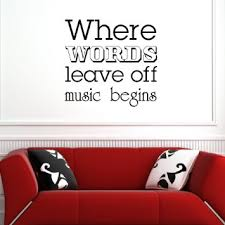 Music Note Wall Decor Cheap Music Note Wall Decals Find Music Note Wall Decals Deals On