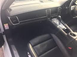Porsche Panamera Diesel - used porsche panamera 30 300 v6 diesel 4dr tiptronic s for sale in