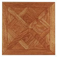 nexus parquet oak 12x12 self adhesive vinyl floor tile