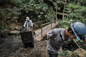 into the green land emerald mining in colombia colombia al